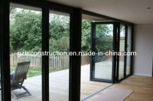 Exterior Bifold Door with Double Glazing Comply with AS/NZS2208 pictures & photos