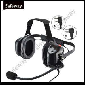 Two Way Radio Headset for Motorola Cp200 CT450 pictures & photos