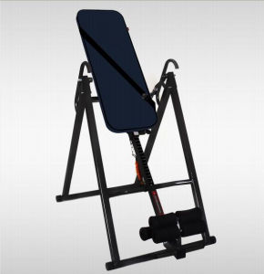 Free Installation Exercise Equipment Folding Inversion Machine pictures & photos