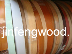 ISO9001: 2008 Furniturehigh Quality PVC Edge Banding Furniture Tape for MDF and Particle Board. pictures & photos