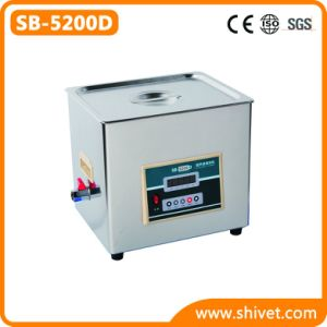Veterinary 10L Ultrasonic Cleaner (SB-5200D) pictures & photos