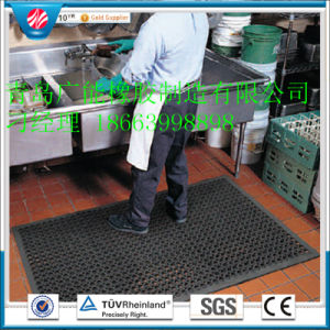 Supply Anti-Slip Rubber Mat Drainage Rubber Mat Rubber Mat for Kitchen Oil Resistance Rubber Mat pictures & photos