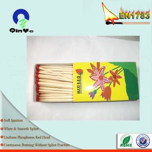 Safety Wooden Matches Waterproof Matches in Box pictures & photos