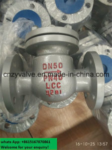 Pn40 Lcc Low Temperature Swing Check Valve pictures & photos