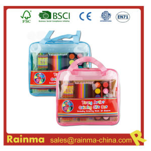 School Stationery Set in PVC Bag pictures & photos