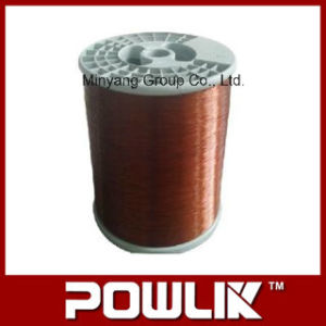 High Quality Enameld Copper Wire 130/155/180/200/220 pictures & photos