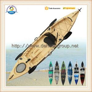 Fishing Canoe with Large Capacity