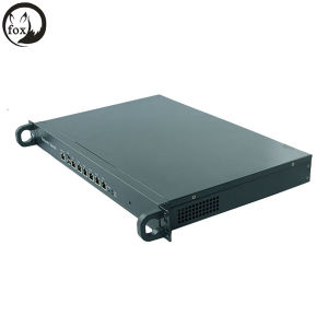 LGA1155 X86 1 U Firewall Router with 6*Intel 82583V (FNS-B756L) pictures & photos