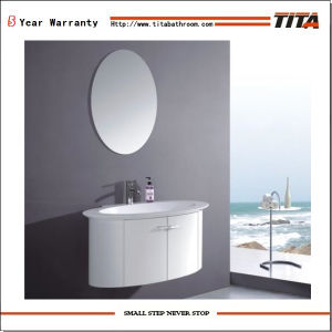 New PVC Bathroom Furniture / Modern Bathroom Vanity / Bathroom Cabinet Set (TH20161) pictures & photos