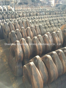 Manganese Casting Parts Hammer for Shredder pictures & photos