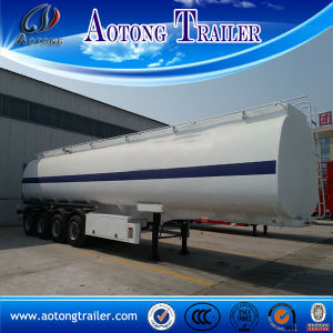 54000-60000 Liters 4 Axle Fuel Tanker Semi Trailer Sale pictures & photos