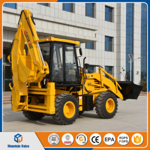 New Design 30-25 Heavy Backhoe Loader with High Quality pictures & photos