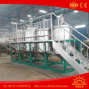 5t/D Peanut Oil Refinery Machine Palm Oil Refinery Plant pictures & photos