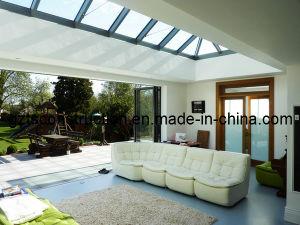 High Quality Double Glazing Aluminium Bifold Door &Exterior Bifold Door pictures & photos