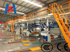 High Speed and Efficiency Wj-200-2200 7 Layers Corrugated Paperboard Production Line
