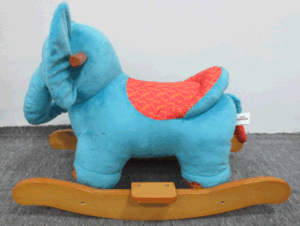 Factory Supply Rocking Animal-Elephant Rocker pictures & photos