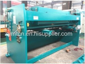 Hydraulic Shearing Machine (RAS-10*8000) /China 2015 New Type CE*ISO9001 Certification Hydraulic Cutting Machine/Nc CNC Hydraulic Guillotine Shear pictures & photos