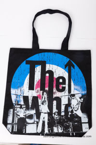 Popular Fashion Cotton Hand-Held Shopping Bag pictures & photos