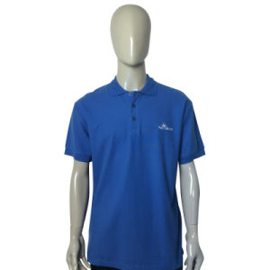 Newest Custom Men′s Solid Cheap Polo Shirts pictures & photos