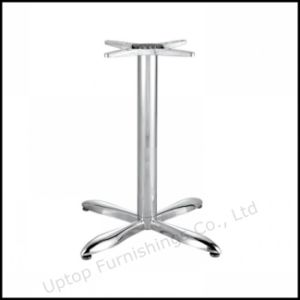 Strong 304 Grade Glossy Stainless Steel Table Base (SP-STL028) pictures & photos