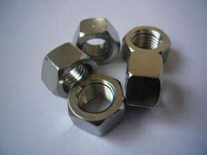 M2.5-M48 Stainless Steel Hex Nuts
