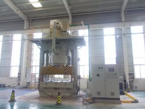 Hydraulic Press for Metal Plates Stamping/Forming pictures & photos