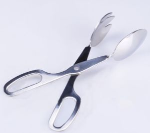 Stainless Steel Scissor Clamp Food Clamp Bread Clip-21cm pictures & photos