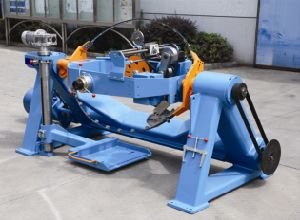 PVC /Auto Cable Wire Bunching Machine for Vietnam