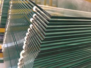 3-12mm Clear Tempered Glass for Furniture