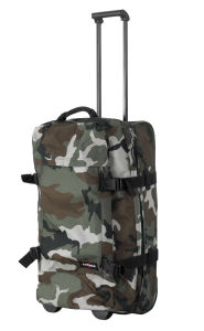 Military Camouflage Wheel Rolling Trolley Duffel Luggage Travel Bag pictures & photos