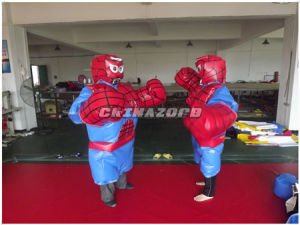Woo! Amazing Design Popular Super Hero Sumo Suit for Sale pictures & photos