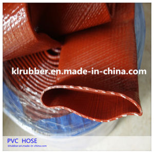 High Quality Agriculture Irrigation PVC Lay Flat Water Hose pictures & photos