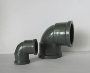 PVC Elbow (Plastic Fitting DIN stanardard)