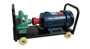 Movable Self Priming Sliding Vane Pump (KYB-25-10-30) pictures & photos
