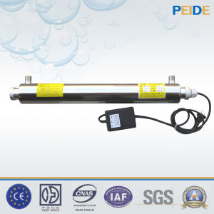 2gpm-12gpm Water Treatment Velocity UV Disinfector UV Water Sterilizer pictures & photos