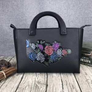 2017 New Designer Hand Bag, High Quality Cowhide Leather Ladies Tote Bag (96792) pictures & photos