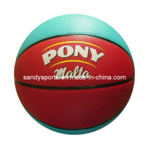 Custom Printing Durable PVC Leather Basketball pictures & photos