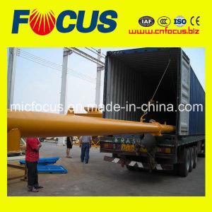 High Efficiency Spiral Cement Conveyor, Screw Conveyor for Cement Silos pictures & photos