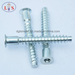 Confirmat Screw with Flat Point pictures & photos