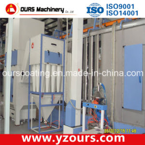 Good Powder Coating Booth with Recovery System pictures & photos