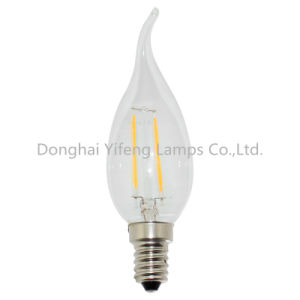 C35t LED Filament Lighting with EMC and Celvd Approved pictures & photos