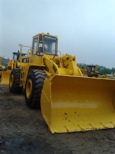 Used Cat Wheel Loader 966e pictures & photos