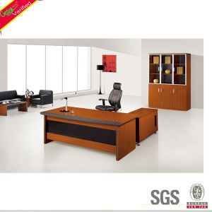 Know Down Melamine Wooden Office Desk