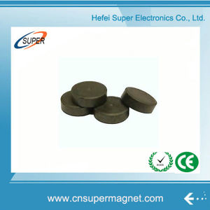 High Quality Ferrite Y30 Round Magnet pictures & photos