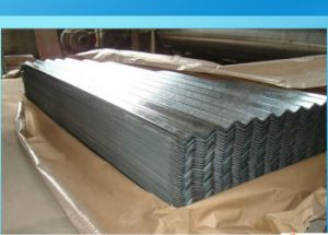 Glavainzed Corrugated Roofing Sheet for Building Materials/Prefab House pictures & photos