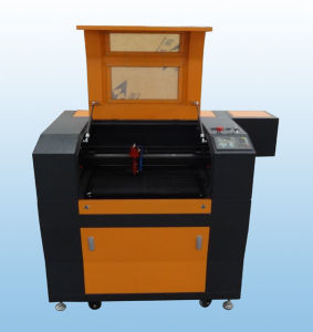 Wood Marble Leather CNC Laser Engraver pictures & photos