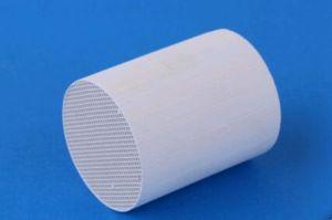 Cordierite Honeycomb Ceramic Monolith Catalytic Converter Substrate, Ceramic Gas pictures & photos