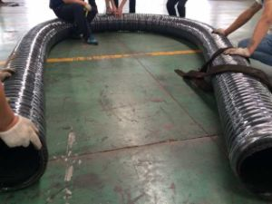 Big Diameter Corrugated Oil Suction Delivery Hose pictures & photos