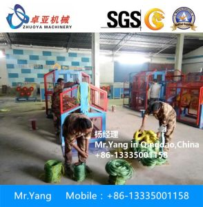 Pet Rope Yarn Making Machine / Production Line pictures & photos