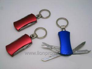Promotional Gift Keyring Metal Tool Kit pictures & photos